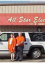 Depend on All Star Electric